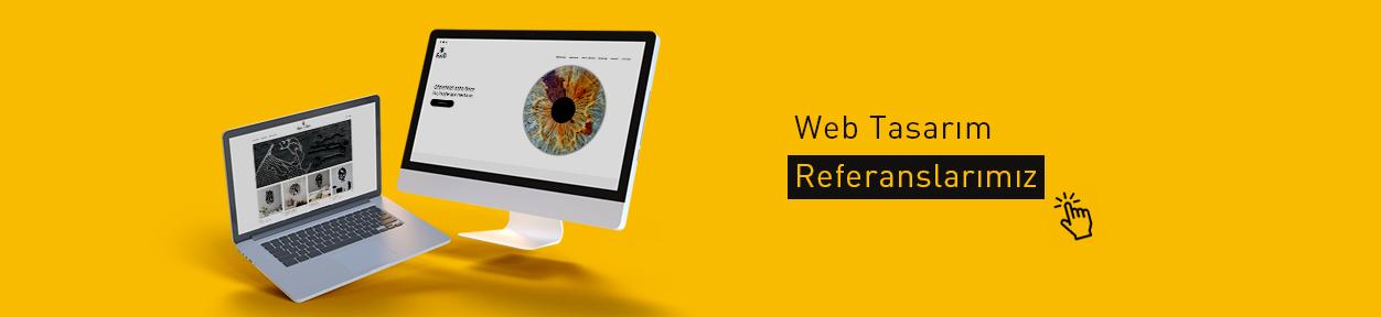 web tasarım referanslarımız